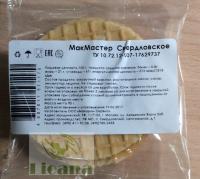 Печенье свердловское вафли с карамелью низкобелковые безглютеновые Мак Мастер