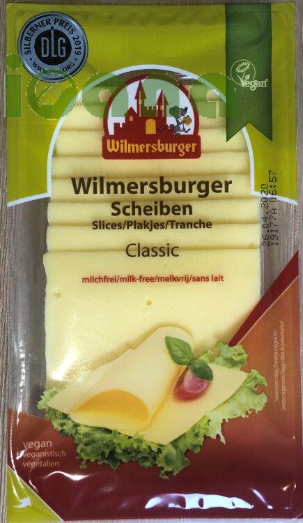Сыр Wilmersburger classic безбелковый