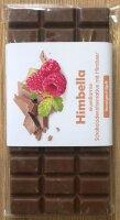Шоколад безбелковый Himbella с малиной Huber