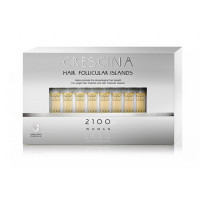 Лосьон для стимуляции роста волос для женщин, Crescina HFI 2100