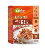 Смесь безглютеновых видов муки для домашней выпечки Universal mix free, Балвитен