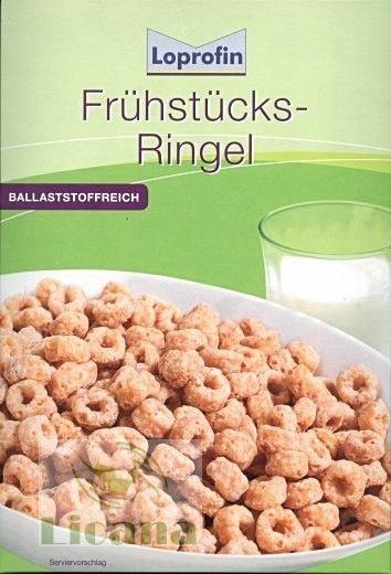 Завтрак низкобелковый frühstück ringel
