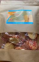 Печенье безбелковое, ванильное, Sanavi, 200 гр.