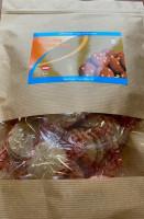 Печенье безбелковое, безглютеновое, с кусочками шоколада, Sanavi, 200 гр.