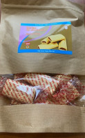Печенье безбелковое, с абрикосом, Sanavi, 200 гр.