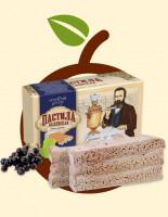 Пастила Белёвская с черной смородиной (в коробке) 150гр