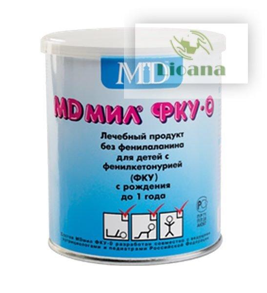 МD мил ФКУ-0 лечебное питание