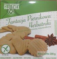 Пряники низкобелковые фантазия Glutenex