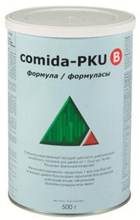 Comida-PKU B Формула