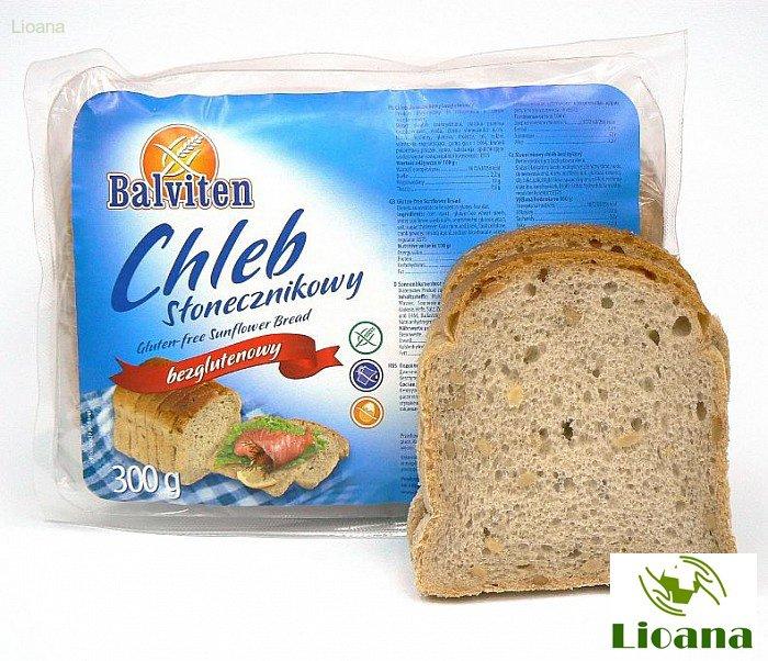 Безглютеновый хлеб SUNFLOWER BREAD