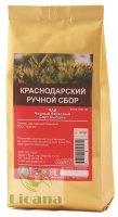 РУЧНОЙ СБОР Краснодарский чай черный крупнолистовой байховый высший сорт ЗИП 70 гр