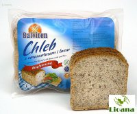Безглютеновый хлеб с амарантом и льном CHLEB Z AMARANTUSEM I LNEM