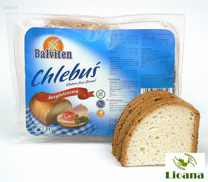 Безглютеновый хлеб CHLEBUS