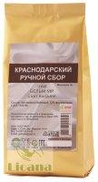 РУЧНОЙ СБОР БЕЛЫЙ Краснодарский чай зеленый байховый высший сорт ферментация 12% ЗИП