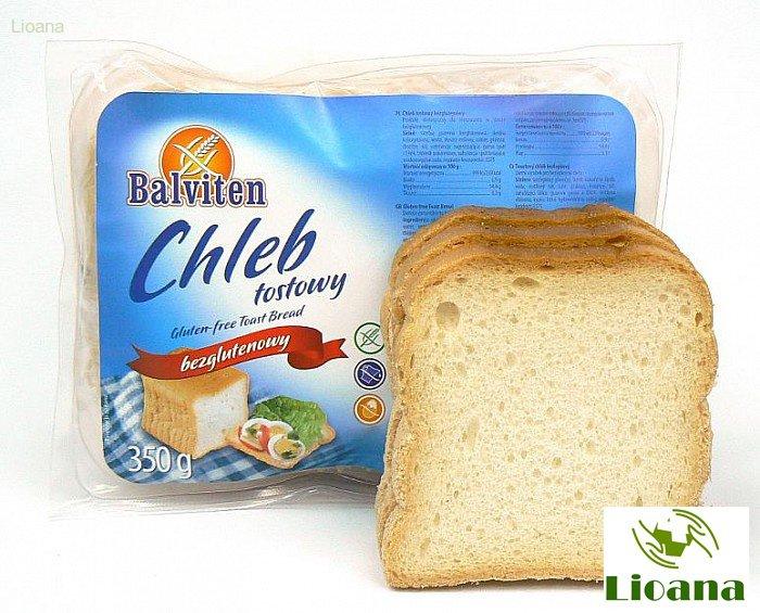 Безглютеновый хлеб для тостов TOAST BREAD CHLEB TOSTOWY