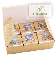 Чай в подарочной коробке Гост Чай Сочи