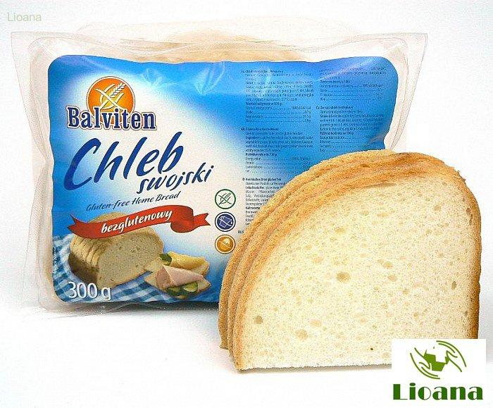Хлеб без глютена HOME BREAD