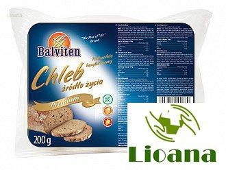 Безглютеновый хлеб Источник жизни Chleb zrodto zycia Premium