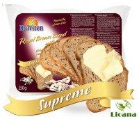 Безглютеновый черный хлеб Королевский с зернами Royal Brown Bread with Seeds supreme