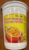 Изделия макаронные, Кукурузные Крупка, МакМастер, 350 гр.