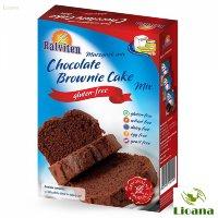 Безглютеновая шоколадная смесь для выпечки CHOCOLATE CAKE MIX