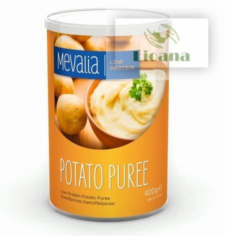 Картофельное пюре с низким содержанием белка (Potato Puree) Mevalia