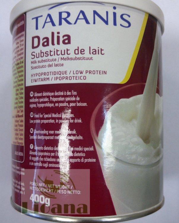 Концентрат молока низкобелкового Dalia Taranis