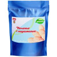 Печенье низкобелковое Sanavi с карамелью 100г.