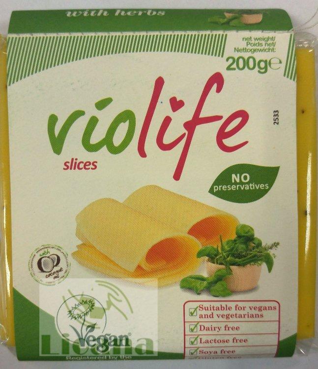 Сыр безбелковый VioLife original