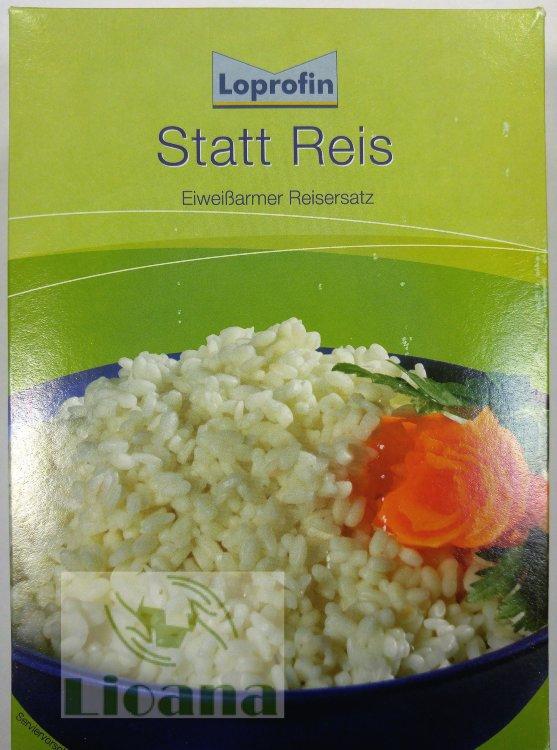 Рис низкобелковый Statt Reis
