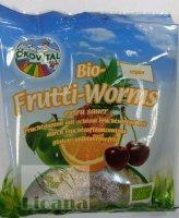 Червячки низкобелковые Bio sour worms